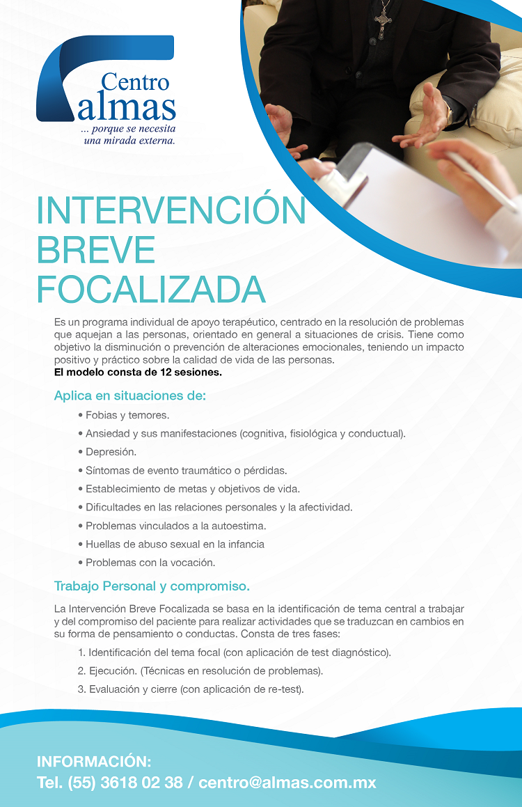 Almas intervencion focalizada